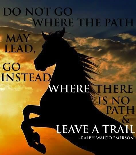 HorsemansDirectory Leave A Trail